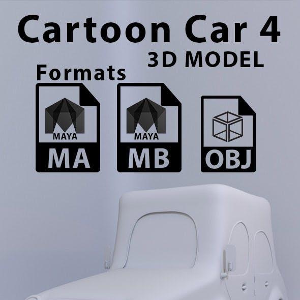 Cartoon Car 4