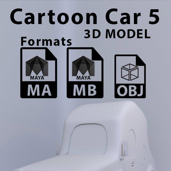 Cartoon Car 5