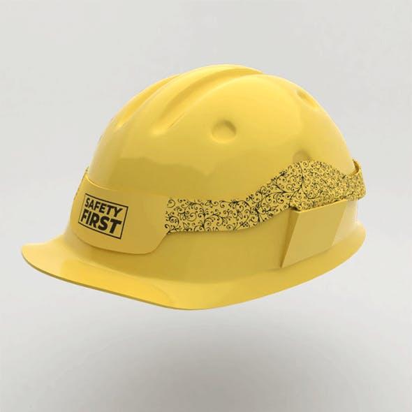 Hard Helmet - 3DOcean Item for Sale