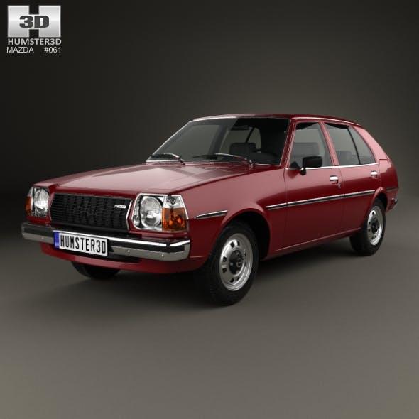 Mazda 323 (Familia) 1978