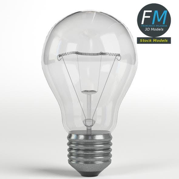 Light Bulb 2 - 3DOcean Item for Sale