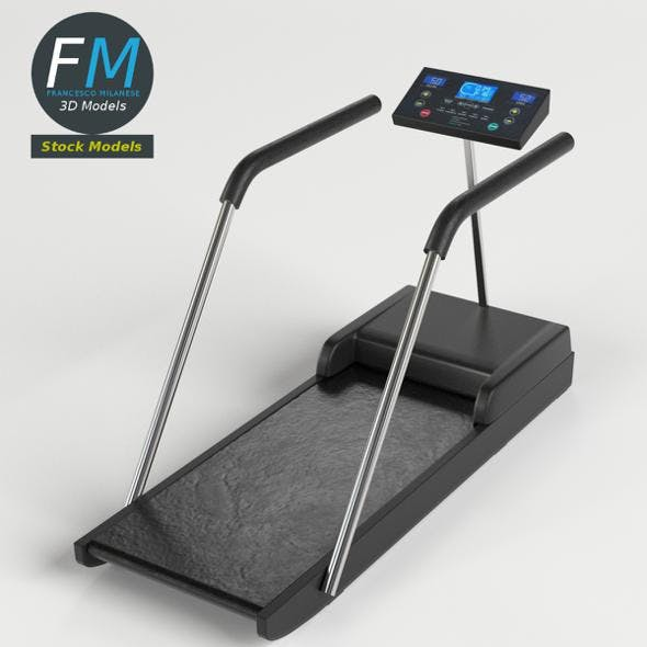 Gym Equipment - Treadmill Tapis-Roulant