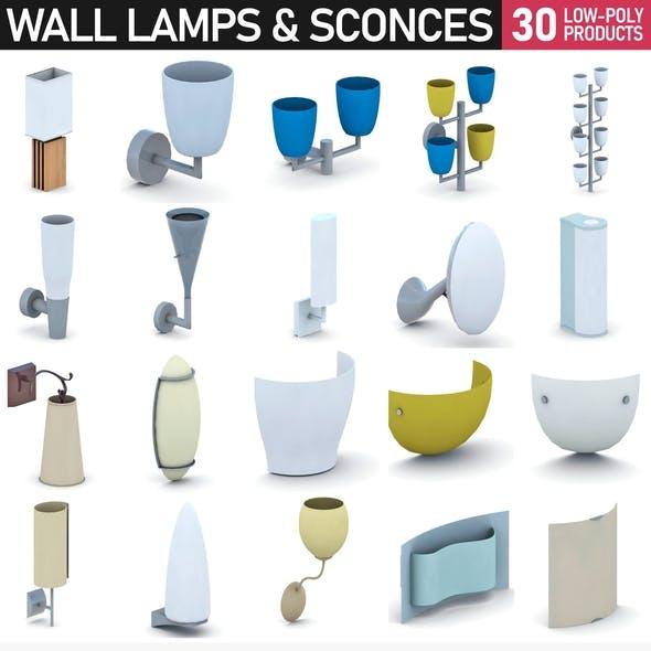 Interior Light Vol 6 - 30 Bra Lamps