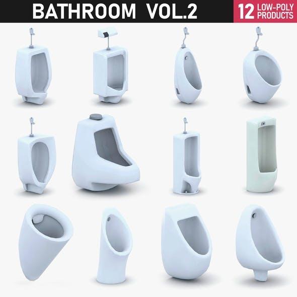 Bathroom Vol 3 - Urinals