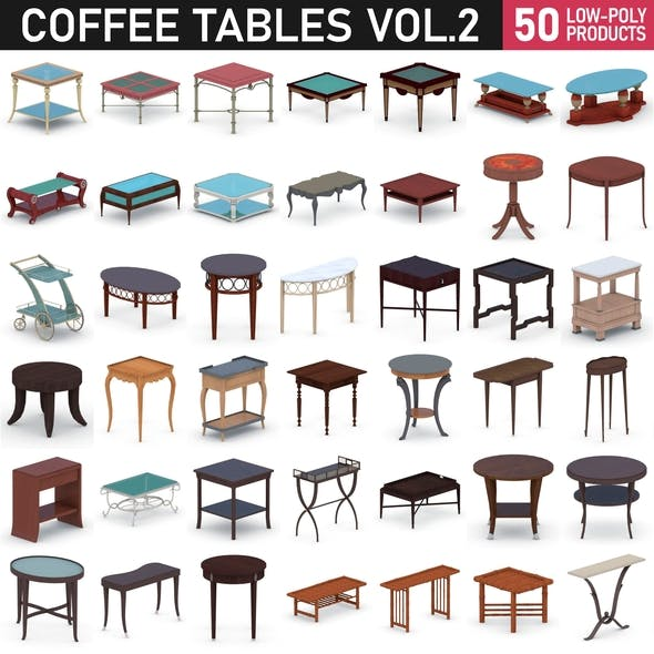 Coffee Table Collection - Vol 2