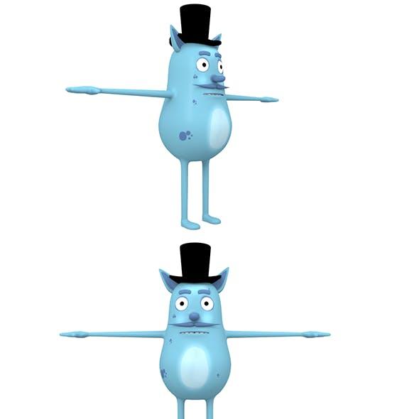 Toto Character Cartoon