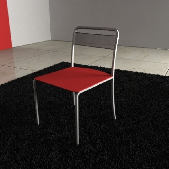Calligaris Chair Steel