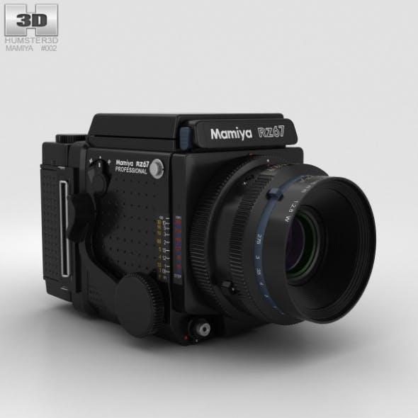 Mamiya RZ67 - 3DOcean Item for Sale