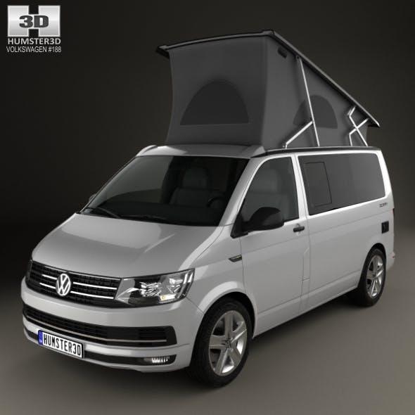 Volkswagen Transporter (T6) California 2016
