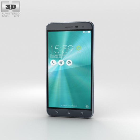 Asus Zenfone 3 Sapphire Black