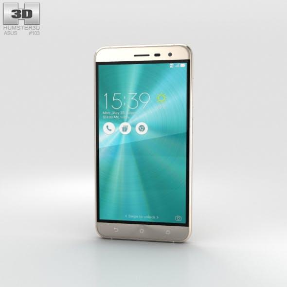 Asus Zenfone 3 Shimmer Gold - 3DOcean Item for Sale