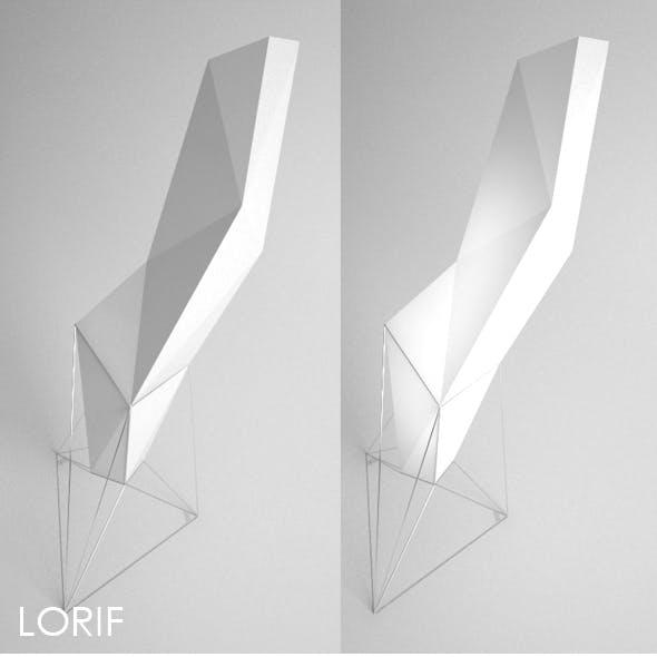 Vondom Faz floor lamp