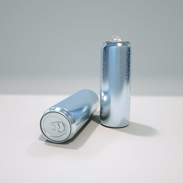 Aluminum can - 3DOcean Item for Sale