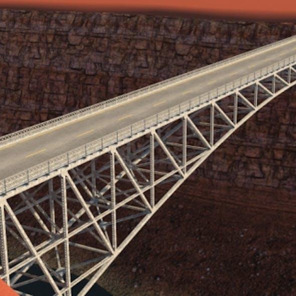 old steel bridge
