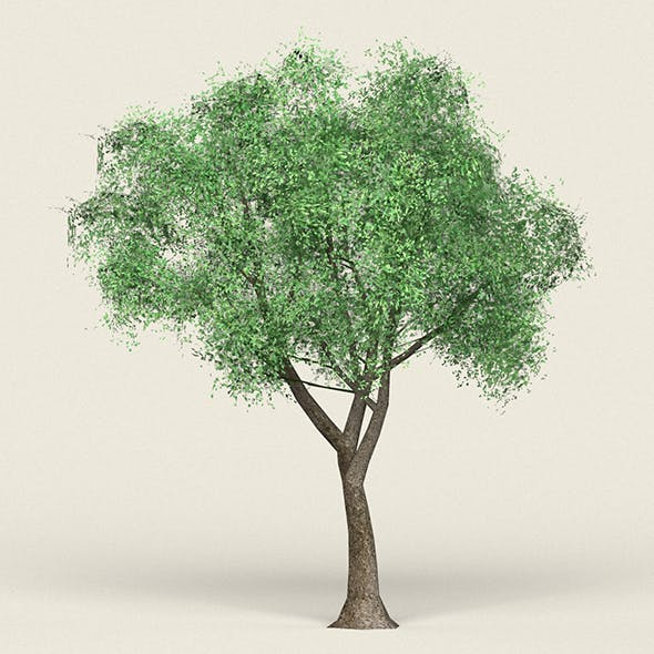 Game Ready Forest Tree 18
