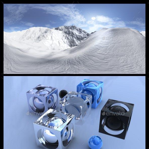 Snow 5 - HDRI