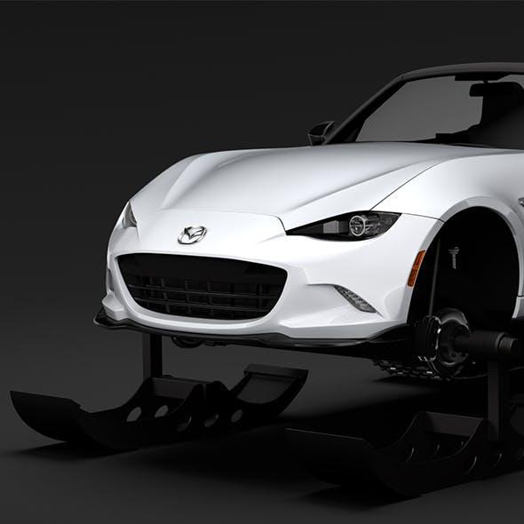 Mazda MX 5 Maita Club Ski 2018 - 3DOcean Item for Sale