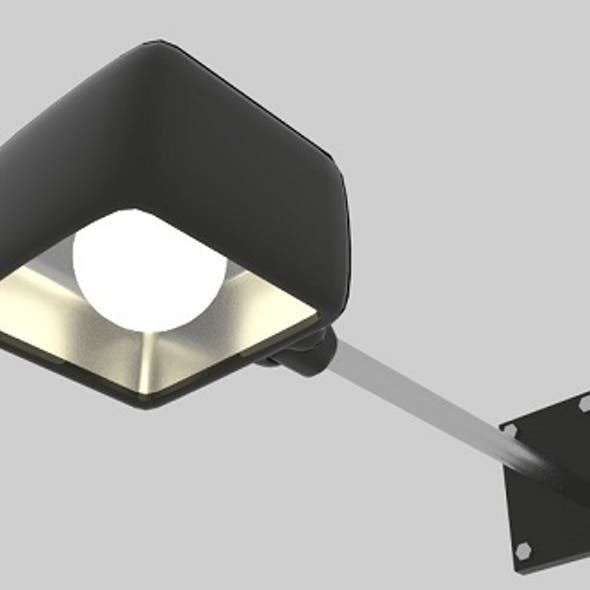 Arm Wall Light