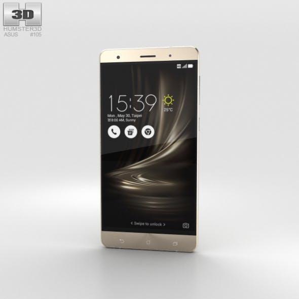 Asus Zenfone 3 Deluxe Shimmer Gold