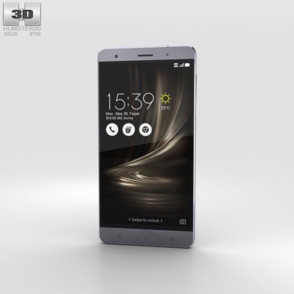 Asus Zenfone 3 Deluxe Titanium Gray