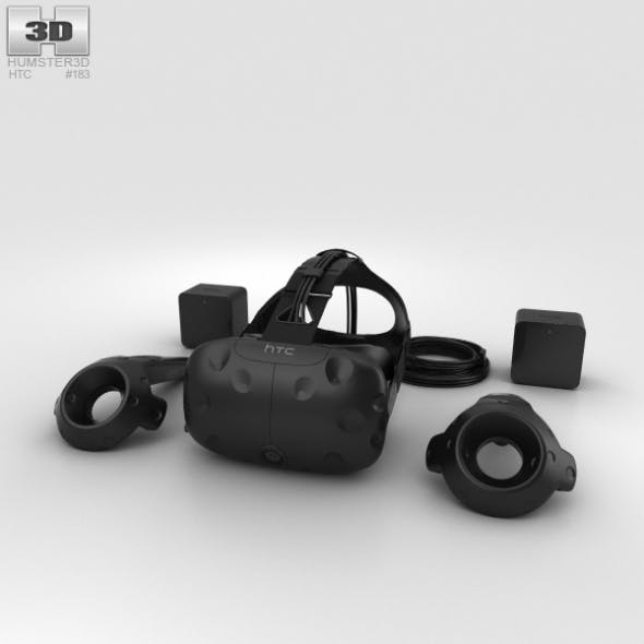 HTC Vive - 3DOcean Item for Sale