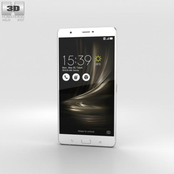 Asus Zenfone 3 Ultra Glacier Silver - 3DOcean Item for Sale