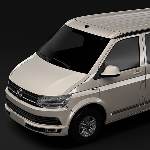 VW California T6 2018