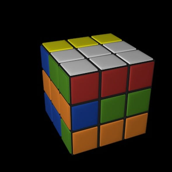 Cube 3 by 3