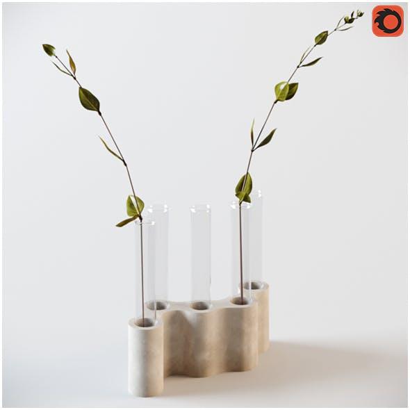Tubes Vase