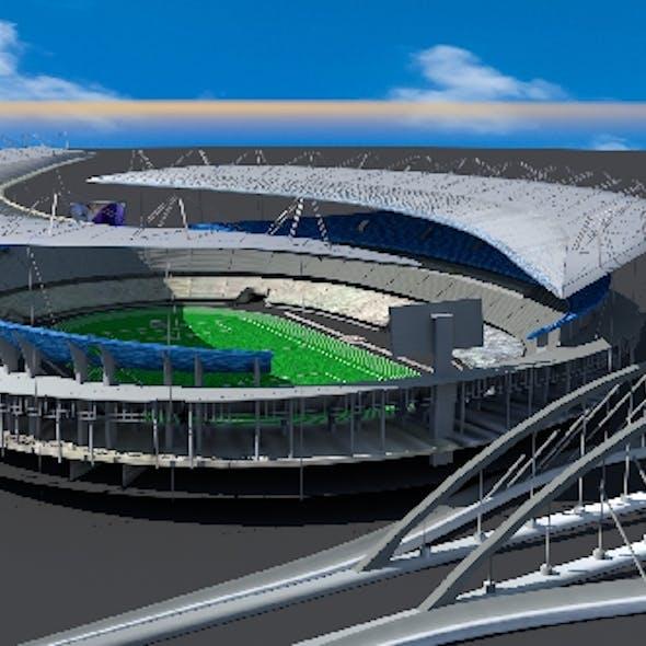 World cup Soccer Stadium.