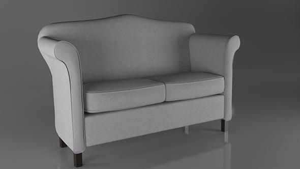 Armchair 3D  Exclusive design - 3DOcean Item for Sale