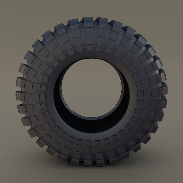 Maxxis Trepador Tire