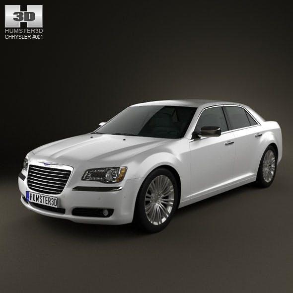 Chrysler 300 2011 - 3DOcean Item for Sale