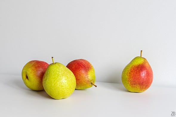 Pear 001 - 3DOcean Item for Sale