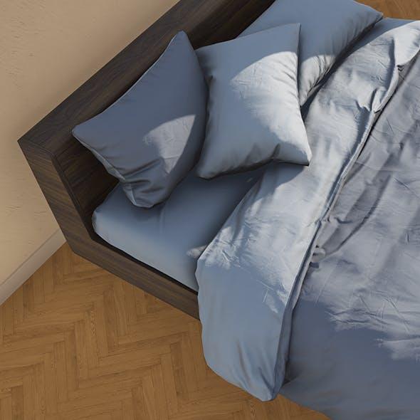 Enlight Furniture - Bed 03