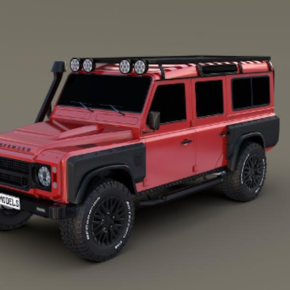 Land Rover Defender 110 Custom v2