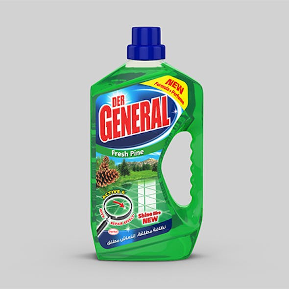 Detergent bottle - Der General 3D model