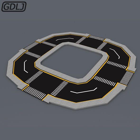 43 Street road - integrated design