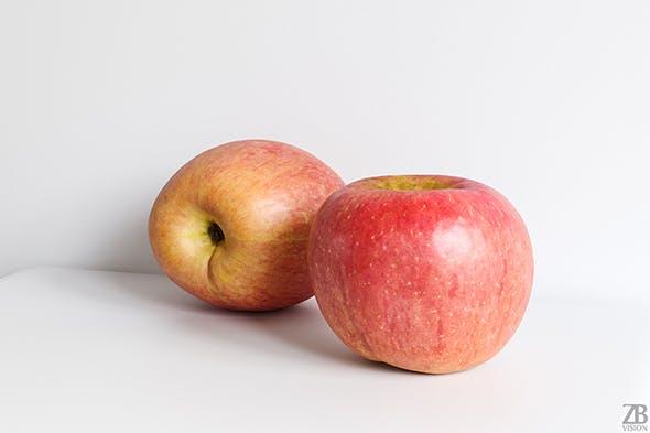 Apple 002 - 3DOcean Item for Sale