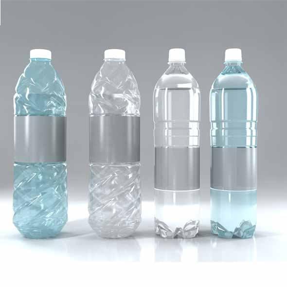 Bottle - 3DOcean Item for Sale