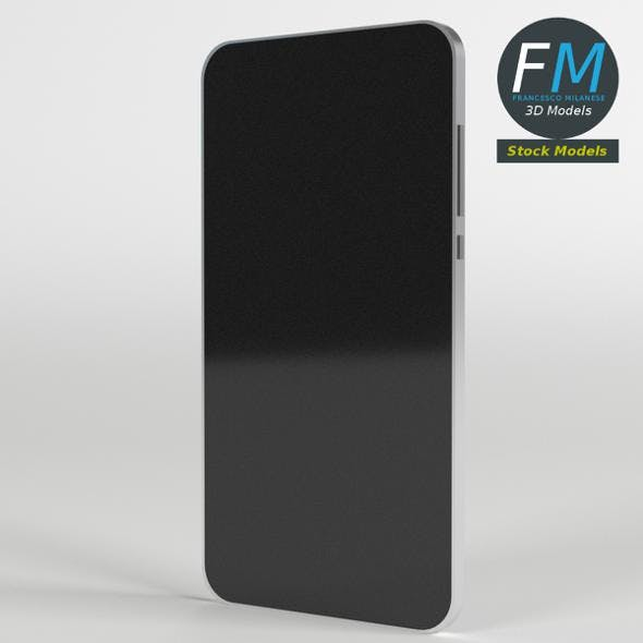 Smartphone - 3DOcean Item for Sale