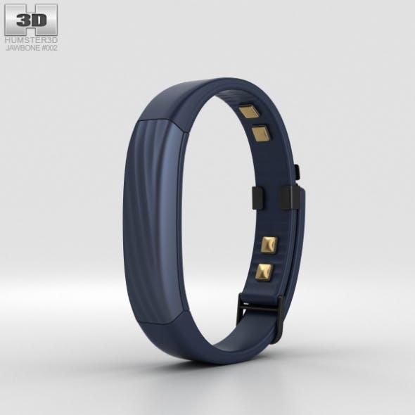 Jawbone UP3 Indigo Twist - 3DOcean Item for Sale