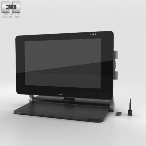 Wacom Cintiq 27QHD Touch - 3DOcean Item for Sale