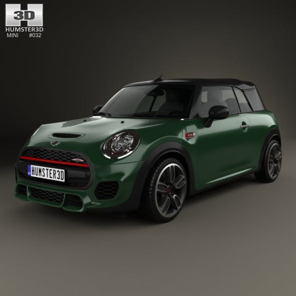 Mini Cooper John Cooper Works convertible 2016