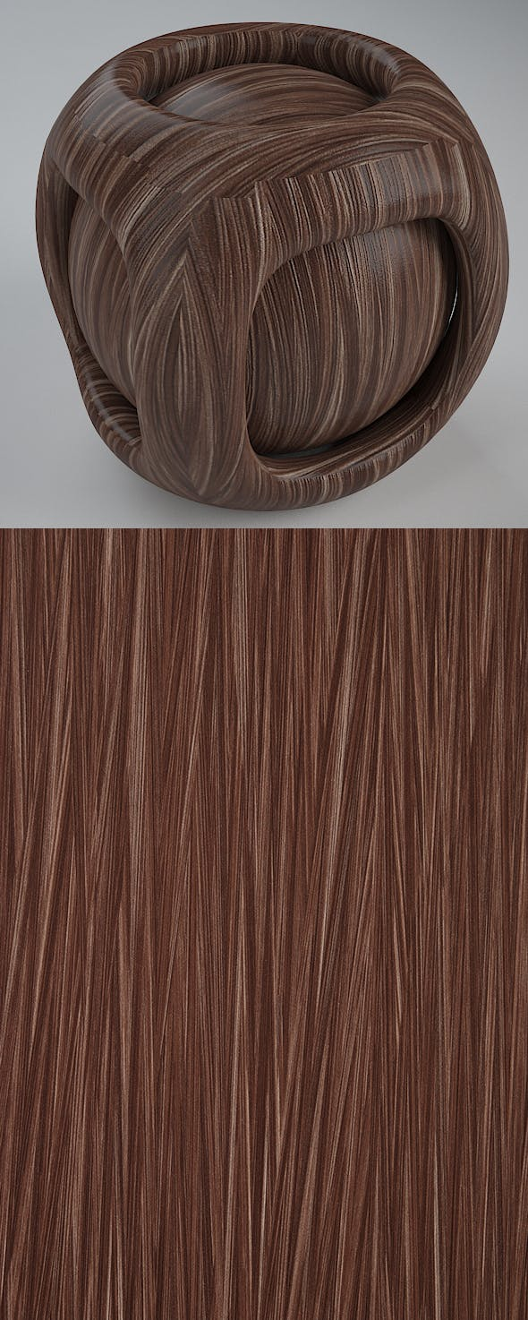 Real Plywood Vray Material Brown Recomposed Wood - 3DOcean Item for Sale