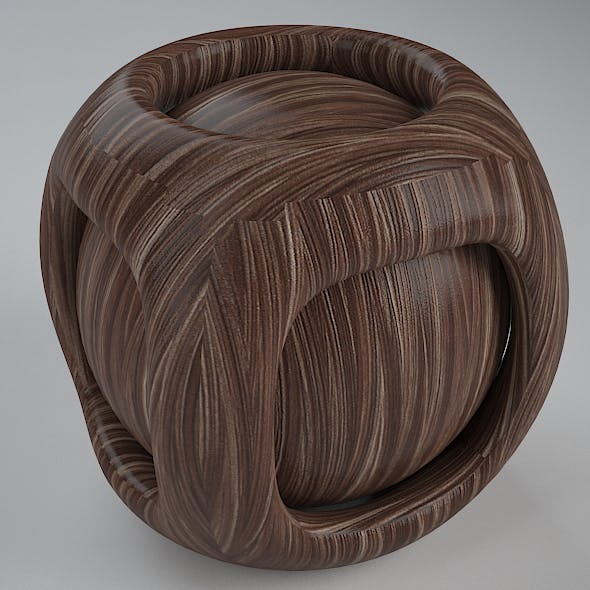 Real Plywood Vray Material Brown Recomposed Wood