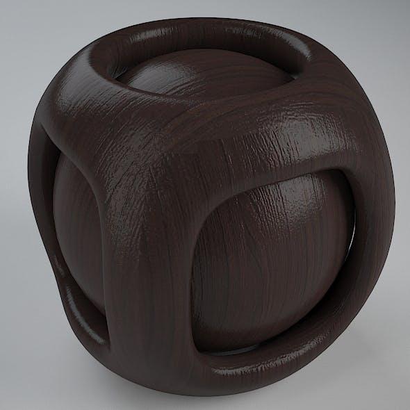 Real Plywood Vray Material Mocha Oak