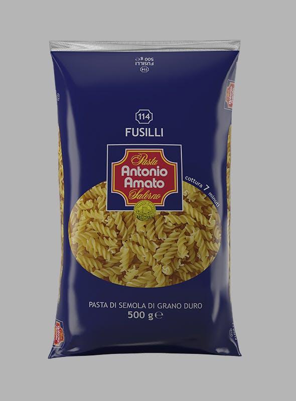 Spaghetti packet 3D model - 114 3D model - 3DOcean Item for Sale