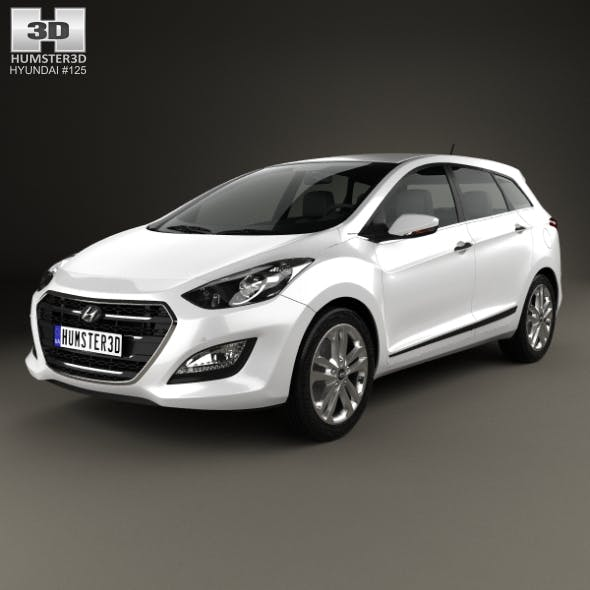 Hyundai i30 (Elantra) wagon 2015