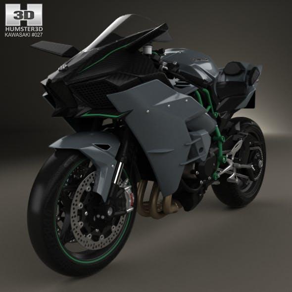 Kawasaki Ninja H2 R 2015